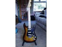 Fender Stratocaster Mexican 2002 - 2003