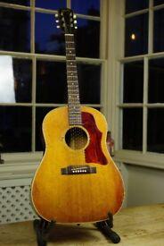 1965 Gibson J-45.