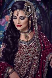 Nabeela Zeeshan Hair & Makeup Artist - Bridal / Asian Bridal / Party / Event (LRA Certified)