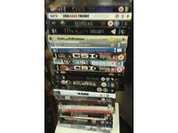 Over 25 dvd boxsets bulk sale