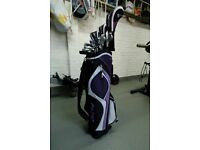 Fazer XS Golf Clubs and Bag for sale