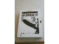 Classic Led Zeppelin I-V Guitar-Tab Book Set