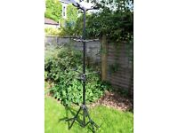 LOTS OF GUITARS? This is for you ! A multi guitar stand for up to 6 guitars !!!!!!