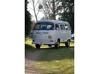 Classic VW T2 bay campervan