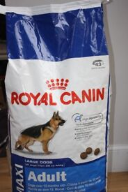 Royal Canin Adult Dry Dog Food, 15kg bag, Brand New, Exp Mar 18. Digestive Care