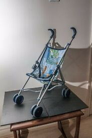 Doll Stroller, age 3-8 years