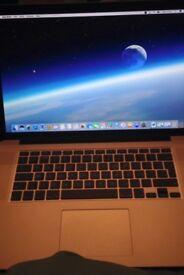 """Apple MacBook Pro 15.4"""" 2015"""