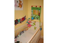 Cot Bed for sale - Excellent condition