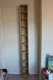 Ikea GNEDBY Shelving Unit, Ideal For CDs or DVDs