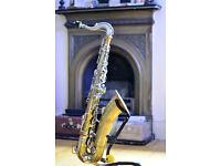 Conn 1960 Ladyface tenor sax