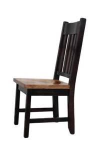 Mennonites Handcrafted Solid Wood Dining Chairs for Your Home - FREE SHIPPING Across Canada