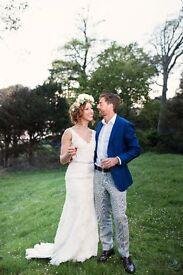 Cymbeline Dubai / Hamy wedding dress size 12