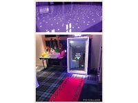 LED DanceFloor , Selfie Mirror Photobooth, Led Numbers & More