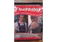 Bush Baby Carrier