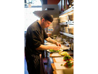 Full Time Chef - Up to £7.75 per hour - Live Out - Mops and Brooms - Borehamwood - Hertfordshire