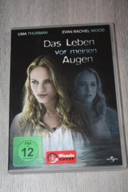 Das Leben Vor Meinen Augen Dvd Uma Thurman Film Drama Ab 12 In