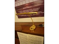 Brand new piano lamp
