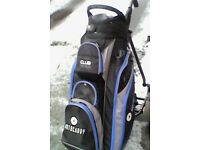 Motocaddy cart bag