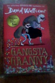 Gangsta Granny book NEW!
