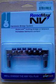 GRAPHTEC RESOMAX NV2 HARMONIC BRIDGE SYSTEM WITH AUTOLOCK ( PS-8863-CO )