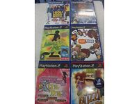 Playstaion 2 games