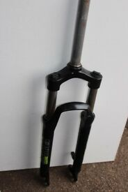 Suntour lock out forks for 27.5 wheels