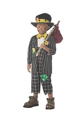 Little Hobo Circus Clown Toddler  Costume