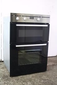 Indesit Built-In Double Oven.Digital Display.Excellent Condition.12 Month Warranty.
