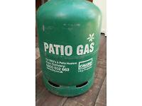 EMPTY CALOR GAS BOTTLE 13 KG
