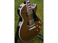 Gibson Les Paul Standard Joe Bonamassa Gold Top