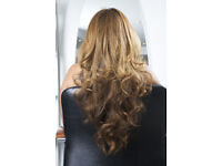 Hair Extensions - Weaves, Bonds, Micro from a qualified hairdesser.