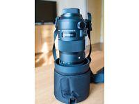 Sigma 150-600mm f/5-6.3 DG OS HSM Sport + TC-1401 1.4x Converter for Nikon AF