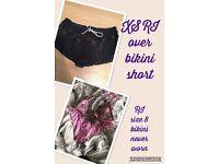 RI jewelled bikini size 8