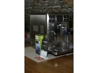 Saeco Exprelia Superautomatic Espresso, Cappuccino, Coffee Machine,