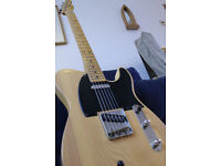 Squier Classic Vibe 50's Telecaster in Butterscotch Blonde