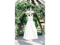 Ronald Joyce Jodie Wedding Dress Size 12