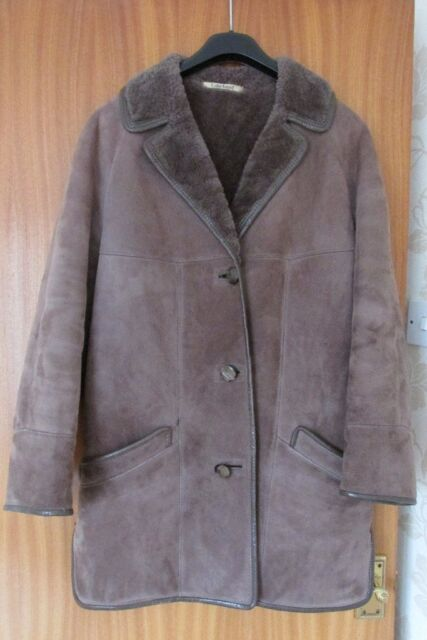 Ladies 3/4 length Lakeland Sheepskin Coat | in Leyland Lancashire