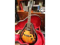 Antoria electro acoustic mandolin
