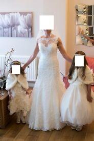 Sophia Tolli Mirri dress size 6/8