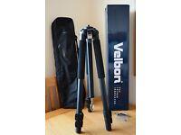 Velbon sherpa +630 Tripod & bag