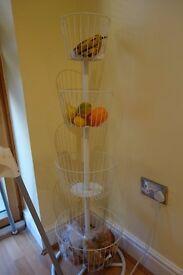 fruit trays £5