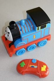 Fisher-Price Thomas & Friends Steam 'N Speed RC Thomas