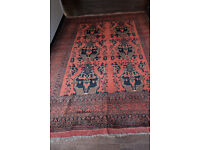 Beautiful Large Khan Mohammed Rug from Afghanistan