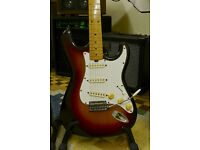 Vintage Genuine 70's/80's Musima 'Lead Star' Strat GDR/Japan Authentic USA tone