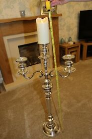Candle Stand 3 Lights from Radiance London BRAND NEW