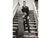 Wedding Dress / Ball gown. Stunning slate grey dress from Monsoon. Originally £140