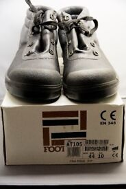 Footsure Safety Boots.