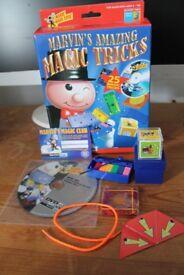 Marvin's Amazing Magic Tricks Magic Made Easy Set Number 3