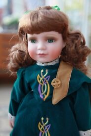 Genuine Porcelain Doll