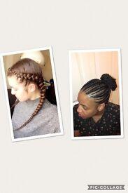 Dionne divine hairstylist